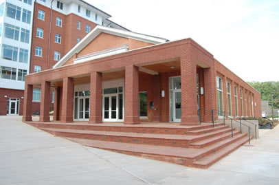 Ern Commons Outside
